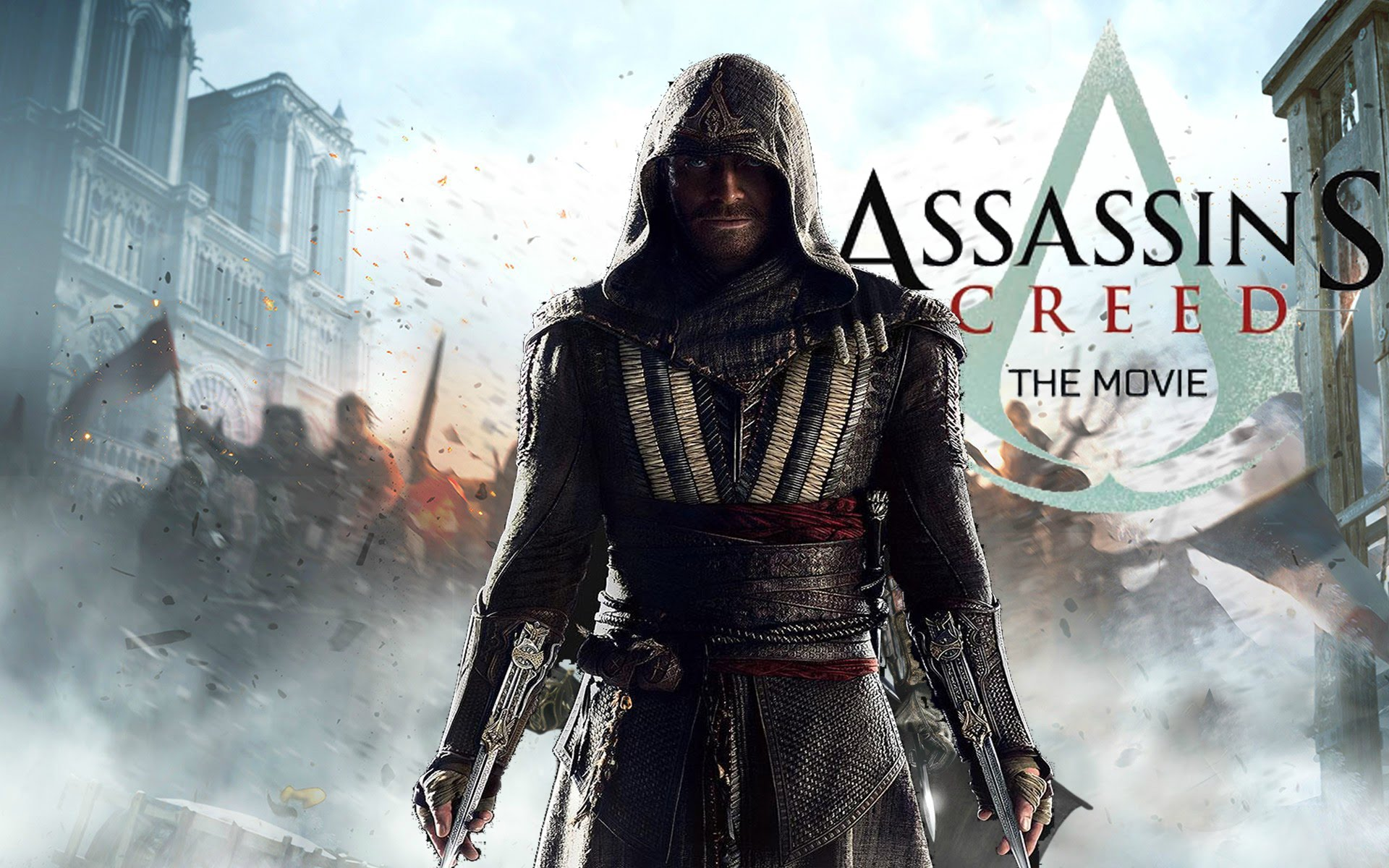 LUNES 15 MAYO 18:00 HRS: ASSASSIN'S CREED